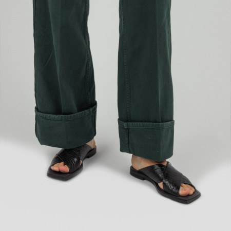 New-Kole Western Black